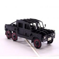 6x6 Jeep