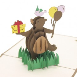 Bear With Present