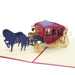 Cinderella Horse & Carriage