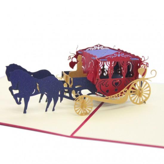 Cinderella Horse & Carriage