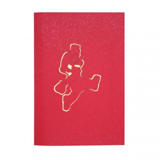 Mario Pop Up Card